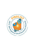 2014 WA Regional Small Business Awards finalist badge